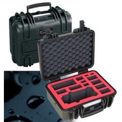 3317.BF.MAVIC EXPLORER CASES NERA CON SPUGNA PER DRONI DJI MAVIC/MAVIC PRO E ACCESSORI
