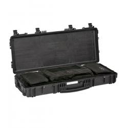 9413 BGB EXPLORER CASES NERA CON BORSA GBAG 94 Valigia a tenuta stagna in polipropilene copolimero