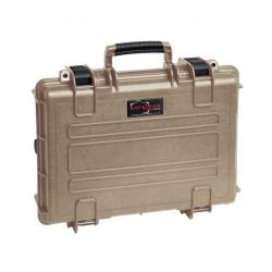 4209 DCV EXPLORER CASES SABBIA CON SPUGNA A CONI Valigia a tenuta stagna in polipropilene copolimero