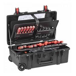 WATERPROOF GT 52-21 PSS GT LINE Trolley porta utensili in polipropilene a tenuta stagna