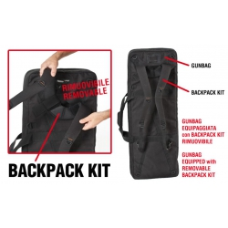 BACKPACK KIT EXPLORER CASES SISTEMA DI TRASPORTO A ZAINO PER BORSE PORTA FUCILE