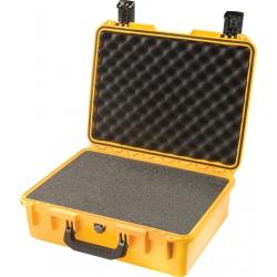 IM2400-21001 PELI iM2400 Storm Laptop GIALLO CON SPUGNA
