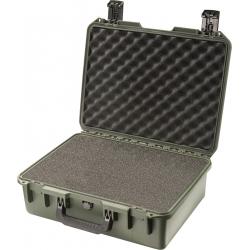 IM2400-31001 PELI iM2400 Storm Laptop VERDE MILITARE CON SPUGNA