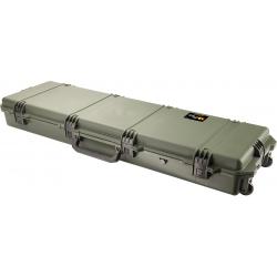 IM3300-31000 PELI iM3300 Storm Lungo VERDE MILITARE VUOTA