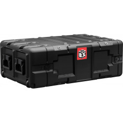 BLACKBOX-4U-M6 PELI BLACKBOX NERA