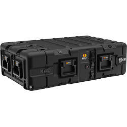 SUPER-V-3U-M6 PELI V-RACKS NERO