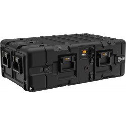 SUPER-V-4U-M6 PELI V-RACKS NERO
