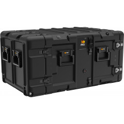 SUPER-V-7U-M6 PELI V-RACKS NERO