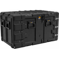 SUPER-V-9U-M6 PELI V-RACKS NERO