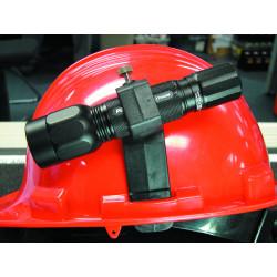 007700-0101-110E PELI 0770 SUPPORTO TORCE PER CASCO NERO