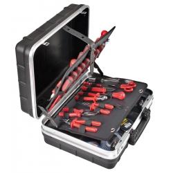 ATOMIK 215 PEL GT LINE Valigia porta utensili in polipropilene ad alto spessore