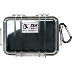 1020-025-100E PELI 1020 MICRO VALIGIA NERO/CLEAR