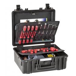 WATERPROOF GT 44-19 PEL GT LINE Valigia porta utensili in polipropilene a tenuta stagna