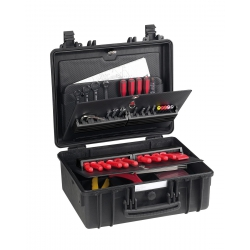 WATERPROOF GT 44-19 GT LINE PSS Valigia porta utensili in polipropilene a tenuta stagna