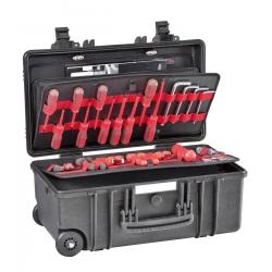 WATERPROOF GT 51-22 PEL GT LINE Valigia porta utensili in polipropilene a tenuta stagna