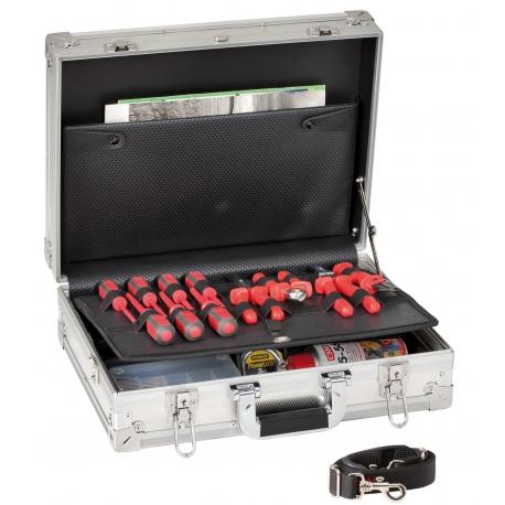 ALC /120 GT LINE Valigia porta utensili in alluminio piegato a freddo