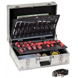 ALC /170 GT LINE Valigia porta utensili in alluminio piegato a freddo