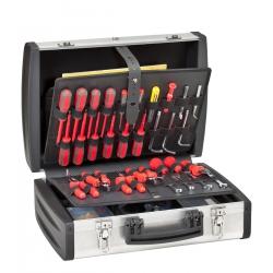 COMPOSIT 190 PEL GT LINE Valigia porta utensili in alluminio e resina plastica