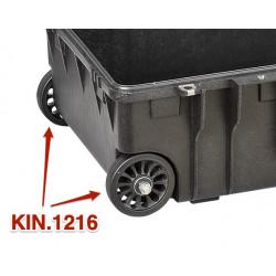 KIN.1216 EXPLORER CASES Ruote per modello 5218-5221