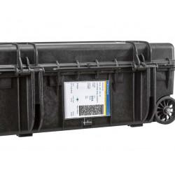 KIN.1224 EXPLORER CASES Porta etichetta trasparente per modelli 5218, 5221, 7726, 7745 e 9433