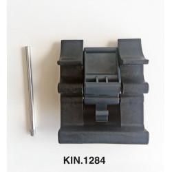 KIN.1284 EXPLORER CASES GANCIO GRIGIO, NERO