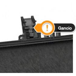 KIN.1283 EXPLORER CASES GANCIO GRIGIO, NERO