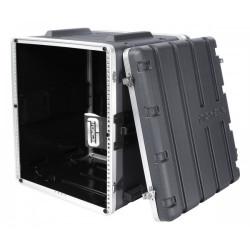 FOABSR12U PROEL Custodia a rack 19' - 12 unità - realizzata in 'Polietilene FORCE'. Profondità interna utile: 420 mm