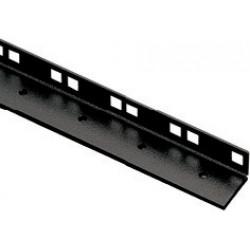 AC107 PROEL Montante rack in acciaio verniciato a polvere nera.