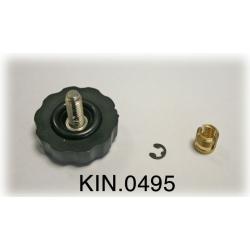 KIN.0495 EXPLORER CASES Valvola di pressurizzazione manuale per modelli da 2712 in su