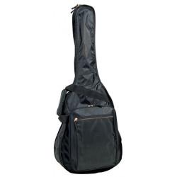 BAG100PN PROEL Borsa per chitarra Classica in nylon 420D antistrappo. Disponibile nel colore nero.