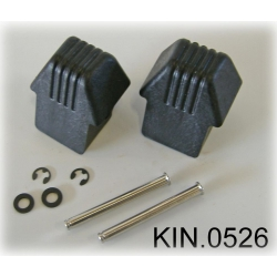 KIN.0526 EXPLORER CASES Piedini per modelli 5326 e 5823 e per Waterproof GT 58-23