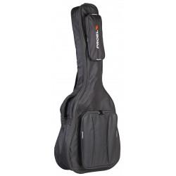 BAG150C PROEL Borsa per chitarra Classica in poliestere 600D antistrappo con imbottitura da 10mm. Disponibile nel colore nero.