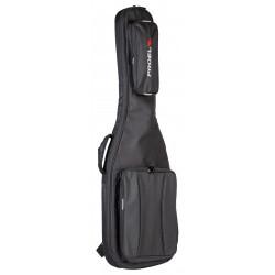 BAG150E PROEL Borsa per chitarra Elettrica in poliestere 600D antistrappo con imbottitura da 10mm. Disponibile nel colore nero.