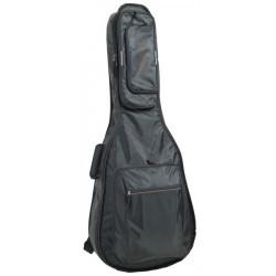 BAG200PN PROEL Borsa per chitarra Classica in nylon 420D antistrappo con imbottitura da 10mm. Disponibile nel colore nero.