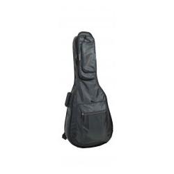 BAG240PN PROEL Borsa per chitarra Classica 3/4 in nylon 420D antistrappo con imbottitura da 10mm. Disponibile nel colore nero.