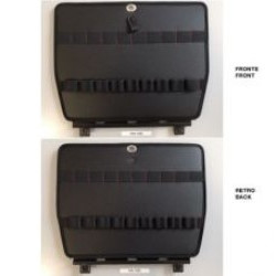 KIN.1292 GT LINE Pannello superiore PEL con elastici (sistema di fissaggio Click&Go)