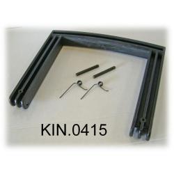 KIN.0415 EXPLORER CASES Maniglia estraibile per modelli 7630-7641 e MUB 78