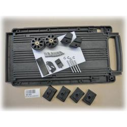KIN.0930 EXPLORER CASES Maniglia estraibile + ruote per modelli 5325-5326