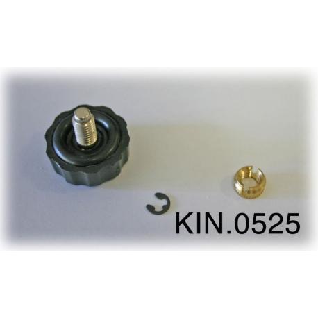 KIN.0525 EXPLORER CASES Valvola di pressurizzazione manuale per modelli da 1908 a 2214