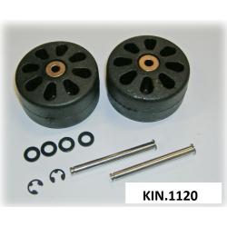 KIN.1120 EXPLORER CASES Ruote per modello 15416