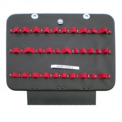 KIN.0351 GT LINE Pannello inferiore PEL con elastici