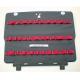 KIN.0791 GT LINE Pannello inferiore PEL con elastici (sistema di fissaggio con Click&Go) per Atomik 215