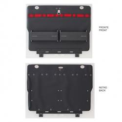 KIN.0610 GT LINE Pannello inferiore con sistema PSS (sistema di fissaggio con Click&Go) per Atomik 215