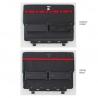 KIN.0621 GT LINE Pannello superiore con sistema PSS (sistema di fissaggio con Click&Go) per Atomik 215