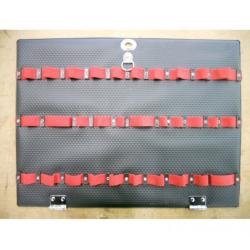 KIN.0978 GT LINE Pannello superiore PEL con elastici