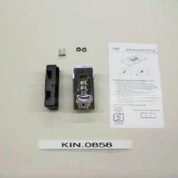 KIN.0858 GT LINE Serratura con combinazione