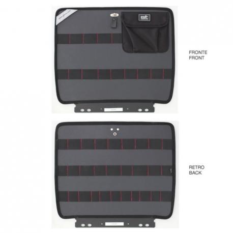 KIN.0400 GT LINE Pannello superiore PEL con elastici