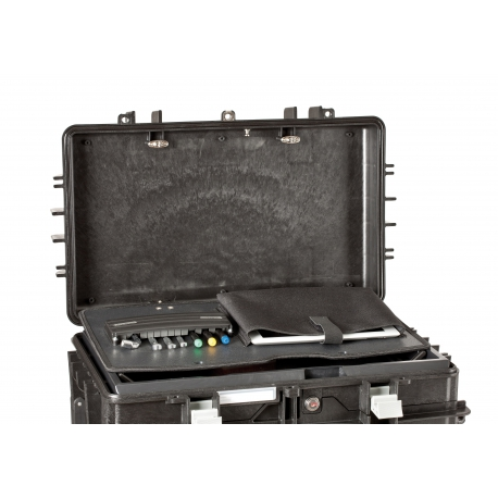 AIPANEL IPAD GT LINE Pannello con tasche porta IPAD ed utensili