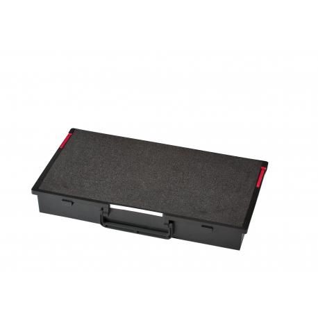 AIDRAW 6.F EXPLORER CASES Cassetto 60 mm con spugna precubettata