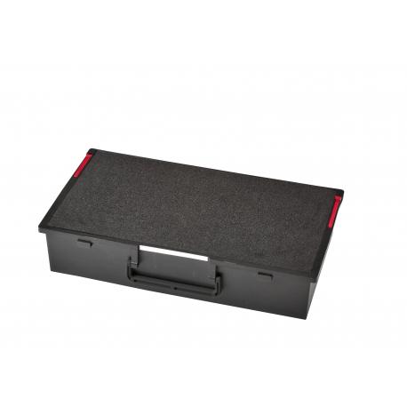 AIDRAW 9.F EXPLORER CASES Cassetto 95 mm con spugna precubettata